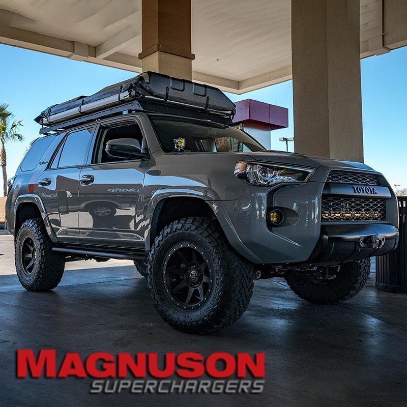 Magnuson Superchargers | Toyota 4Runner
