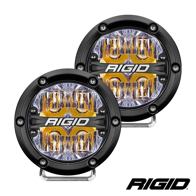 Rigid Industries | 360 Series Round Lights