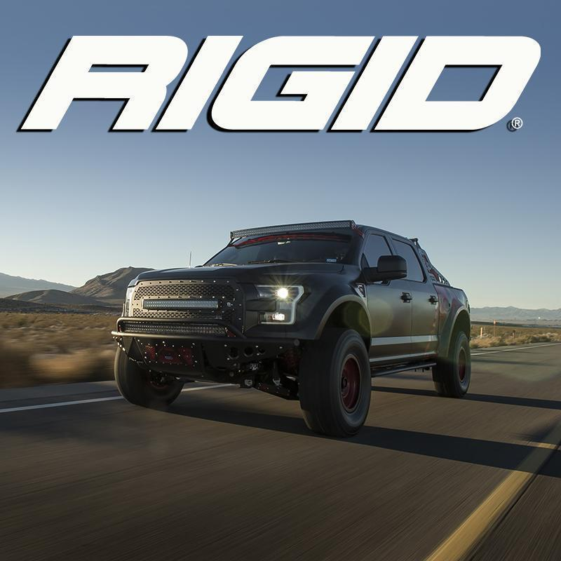 Rigid Industries | Midnight Edition LED Lights