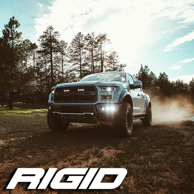 Rigid Industries Vehicle Specific Kits | Ford
