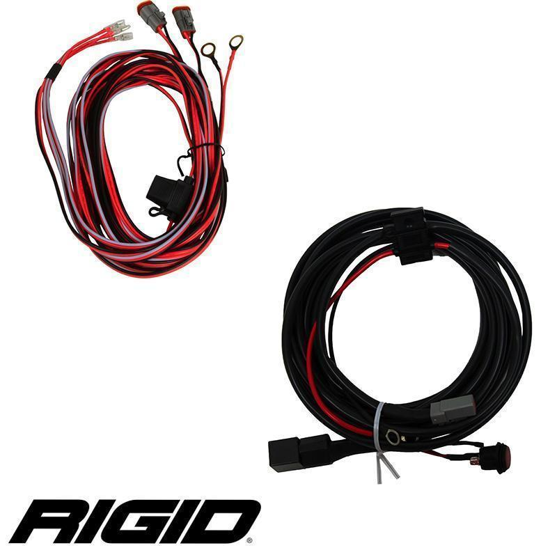 Rigid Industries Wiring Harnesses