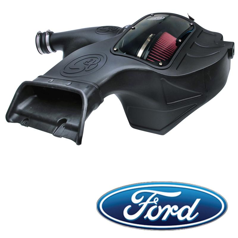 S&B Filters | Ford