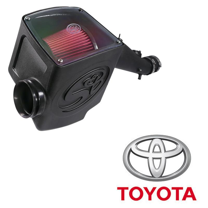 S&B Filters | Toyota