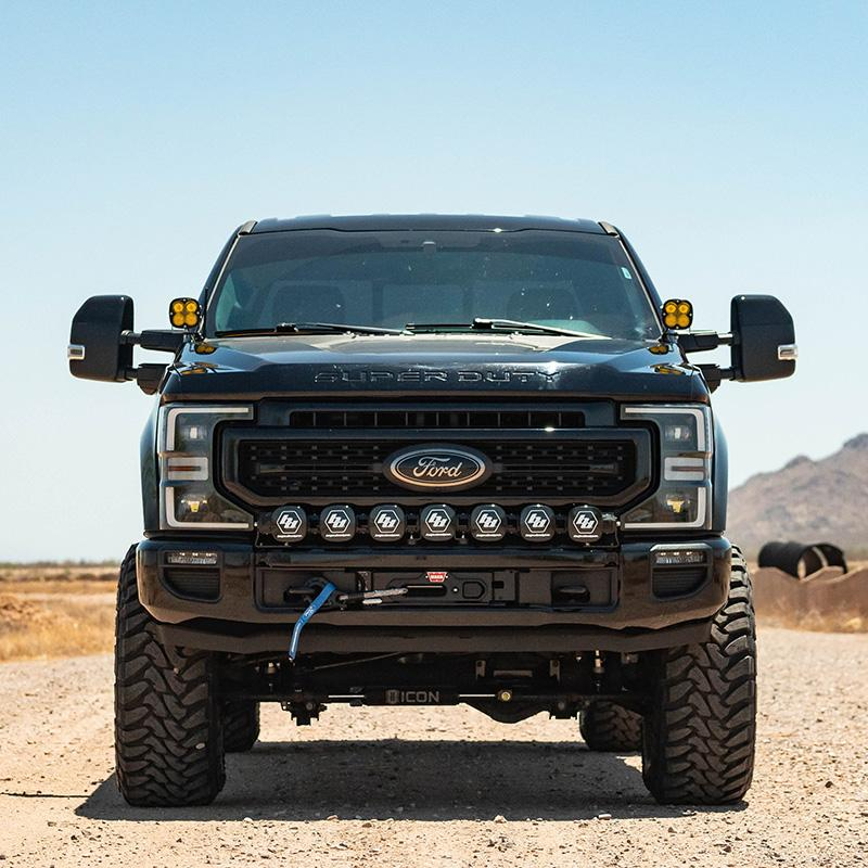 Mike's #SDHQBuilt Ford Super Duty