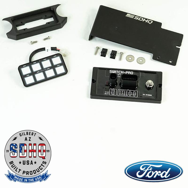 SDHQ Built Switch Pros Mounts Ford