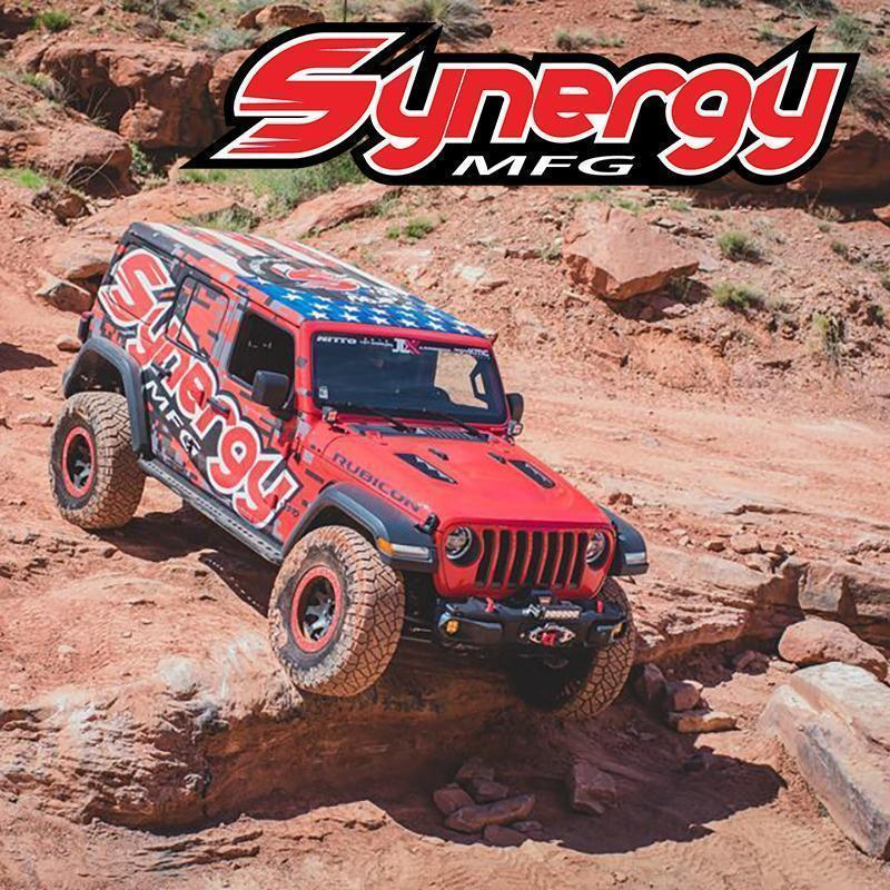 Synergy Manufacturing   '18-Current Jeep JL