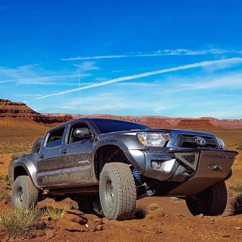 Total Chaos Fabrication | '05-15 Toyota Tacoma Long Travel Kits