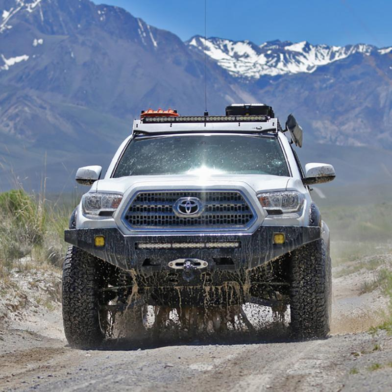 Total Chaos Fabrication | '16-Current Toyota Tacoma Long Travel Kits