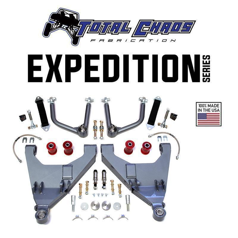 Total Chaos Fabrication | Expedition Series