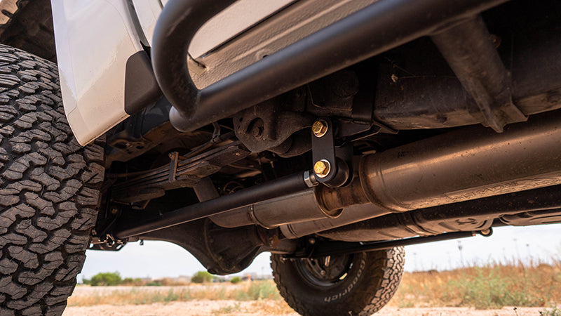 '07-20 Toyota Tundra SDHQ Built Traction Bar-2