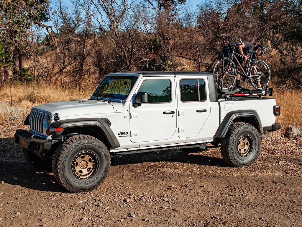 '20-Current Jeep Gladiator (JT) Slimline II Load Bed Rack Kit