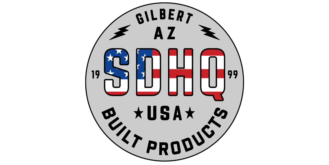 sdhq built products logo