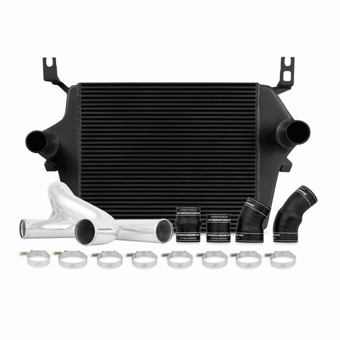 03-07 Ford 6.0L Powerstroke Intercooler Kit Intercooler Mishimoto