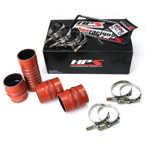 '03-07 Ram 5.9L Cummins Intercooler Boot Kit Performance Products HPS Performance