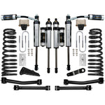 "'03-08 RAM 2500/3500 4.5"" 4WD Suspension System-Stage 3 Suspension Icon Vehicle Dynamics"