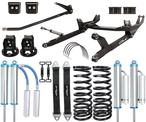 "'03-09 Dodge Ram 2500/3500 3.0 Dominator System-6"" Lift Suspension Carli Suspension"