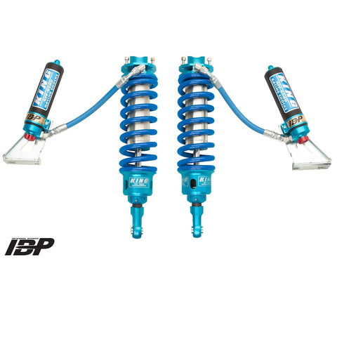 '03-09 Lexus GX470 3.0 IBP Front Coilover Kit Suspension King Off-Road Shocks