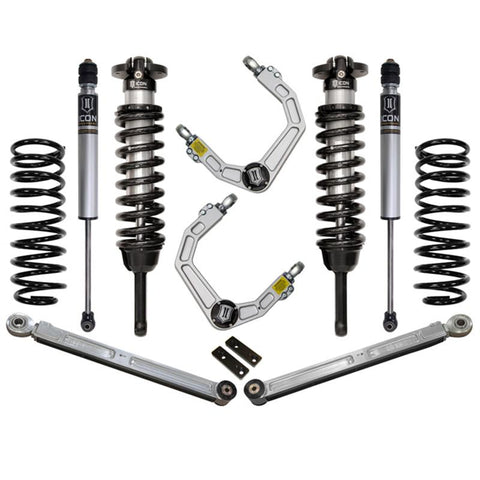 '03-09 Lexus GX470 Suspension System-Stage 3 Suspension Icon Vehicle Dynamics