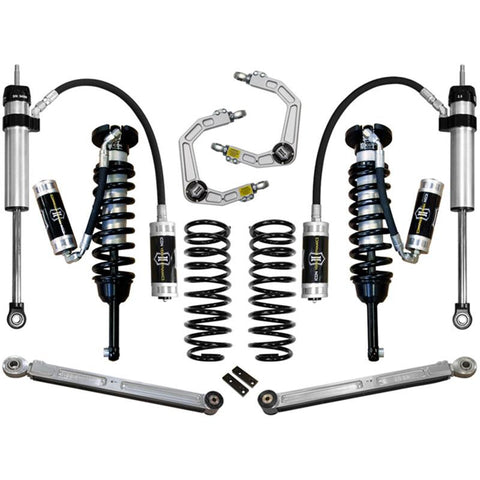'03-09 Lexus GX470 Suspension System-Stage 5 Suspension Icon Vehicle Dynamics