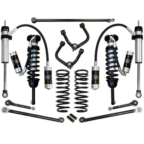 '03-09 Lexus GX470 Suspension System-Stage 6 Suspension Icon Vehicle Dynamics