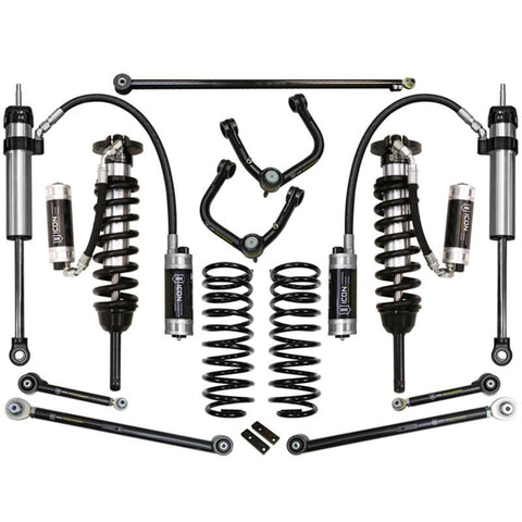 '03-09 Lexus GX470 Suspension System-Stage 7 Suspension Icon Vehicle Dynamics