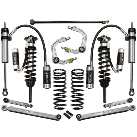 '03-09 Lexus GX470 Suspension System-Stage 8 Suspension Icon Vehicle Dynamics