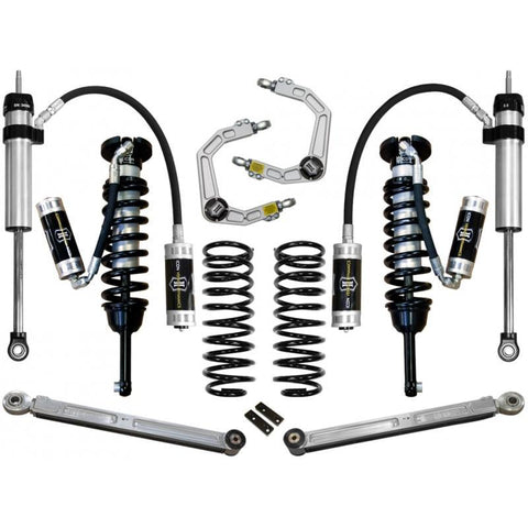 '03-09 Toyota 4Runner/ '07-09 FJ Cruiser Suspension System-Stage 5 Suspension Icon Vehicle Dynamics