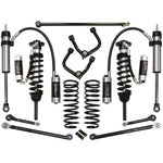 03-09 Toyota 4Runner/ '07-09 FJ Cruiser Suspension System - Stage 7 Icon Vehicle Dynamics - SDHQ Off-Road