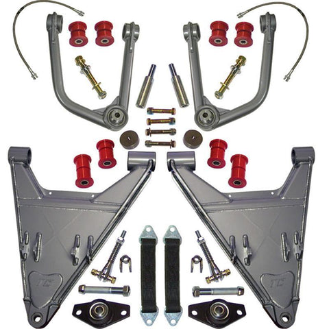 "'03-09 Toyota 4Runner +3.5"" Long Travel Kit"