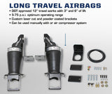 '03-11 Ram 2500/3500 Long Travel Air Bag System Suspension Carli Suspension