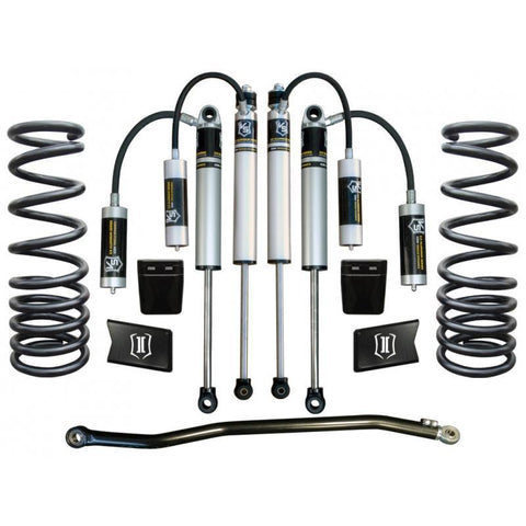 "'03-12 Dodge 2500/3500 2.5"" Suspension System - Stage 2 Icon Vehicle Dynamics - SDHQ Off-Road"