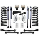 "03-12 Dodge 2500/3500 4.5"" 4WD Suspension System - Stage 1 Suspension Icon Vehicle Dynamics"