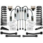 "03-12 Dodge 2500/3500 4.5"" 4WD Suspension System - Stage 2 Suspension Icon Vehicle Dynamics"