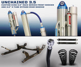 "03-13 Dodge 2500/3500 3.5 Unchained 6"" Lift System Suspension Carli Suspension"
