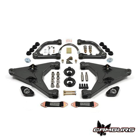 03-Current Toyota 4Runner Camburg Long Travel Kit Camburg Engineering - SDHQ Off-Road