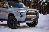 '03-Current Toyota 4Runner SDHQ Built A-Pillar Light Mounts Lighting SDHQ Off Road