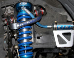 Total Chaos Fabrication | '03-Current Toyota 4Runner Upper Control Arms-SDHQ