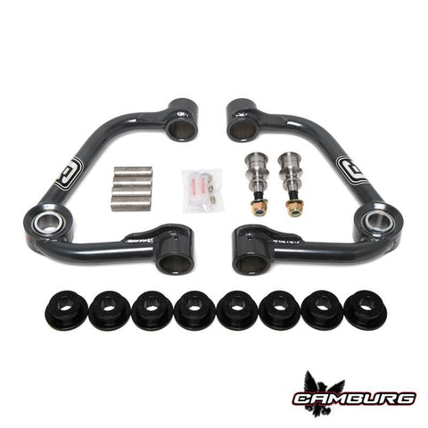 "'04-14 Ford F150 Camburg 1.25"" Uniball Performance Upper Control Arms Suspension Camburg Engineering"