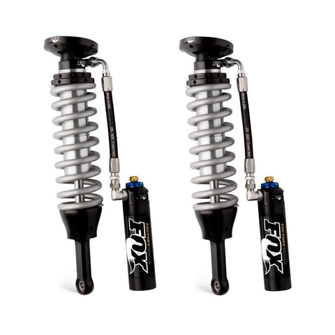04-15 Titan 2.5 Factory Series Remote Reservoir Coilovers Suspension Fox