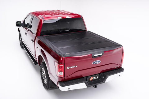 04-Current Ford F150 F1 Tonneau Cover Bed Cover BAK Flip