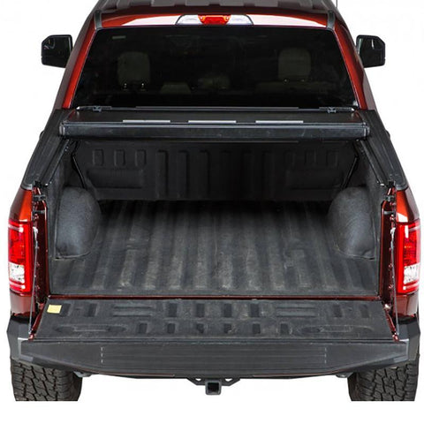 04-Current Ford F150 G2 Tonneau Cover Bed Cover BAK Flip