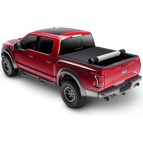 04-Current Ford F150 X4 Revolver Tonneau Cover Bed Cover BAK Flip