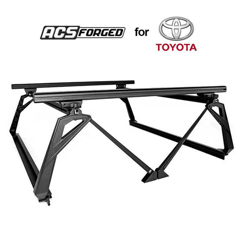 '05-15 Toyota Tacoma-ACS Forged Bed Accessories Leitner Designs