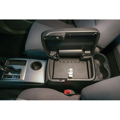 '05-15 Toyota Tacoma Security Console Insert Security Tuffy Security Products