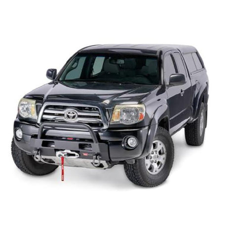 '05-15 Toyota Tacoma Semi Hidden Winch Mounting Kit Bumper Warn Industries