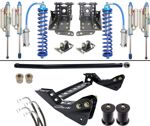 "05-16 Ford F250/350 4.5"" 2.5 Coilover Bypass Conversion Lift Kit Suspension Carli Suspension"