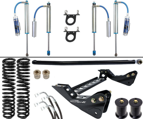 "05-16 Ford F250/350 4.5"" Pintop 2.5 Lift Kit Suspension Carli Suspension"