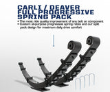 05-16 Ford F250/350 Full Spring Packs Suspension Carli Suspension
