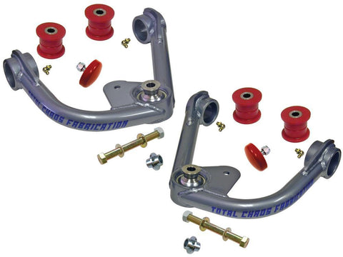 '05-18 Nissan Frontier Upper Control Arms Suspension Total Chaos Fabrication