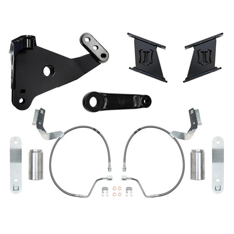"'05-Current Ford F250/F350 7"" Front Box Kit Suspension Icon Vehicle Dynamics"